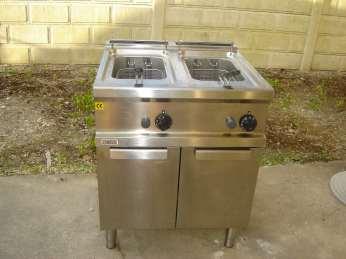 friteuse double gaz - ninox.net - materiel professionnel de ... - Materiel De Cuisine Professionnel Occasion